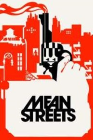 mean streets 2446 poster