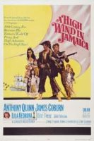 a high wind in jamaica 3500 poster