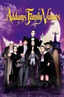 addams family values 8207 poster