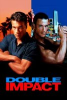 double impact 7390 poster
