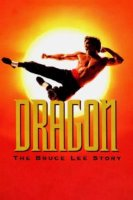 dragon the bruce lee story 8136 poster