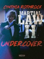 martial law ii undercover 7334 poster