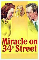 miracle on 34th street 8434 poster