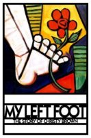 my left foot the story of christy brown 6547 poster