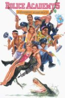 police academy 5 assignment miami beach 6190 poster