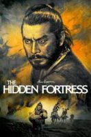the hidden fortress 3158 poster