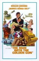 the man with the golden gun 3970 poster